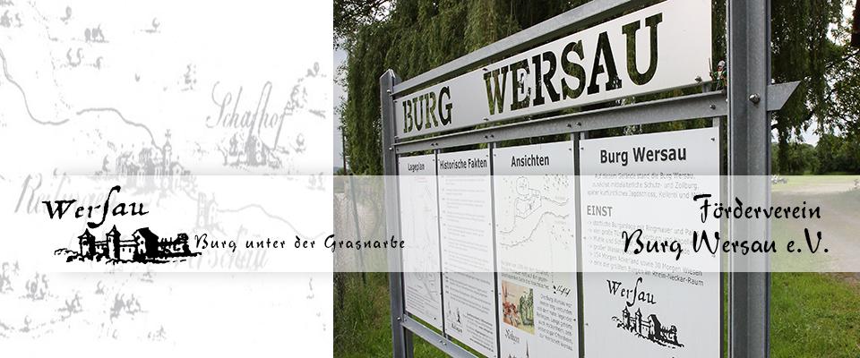 Förderverein Burg Wersau e.V.