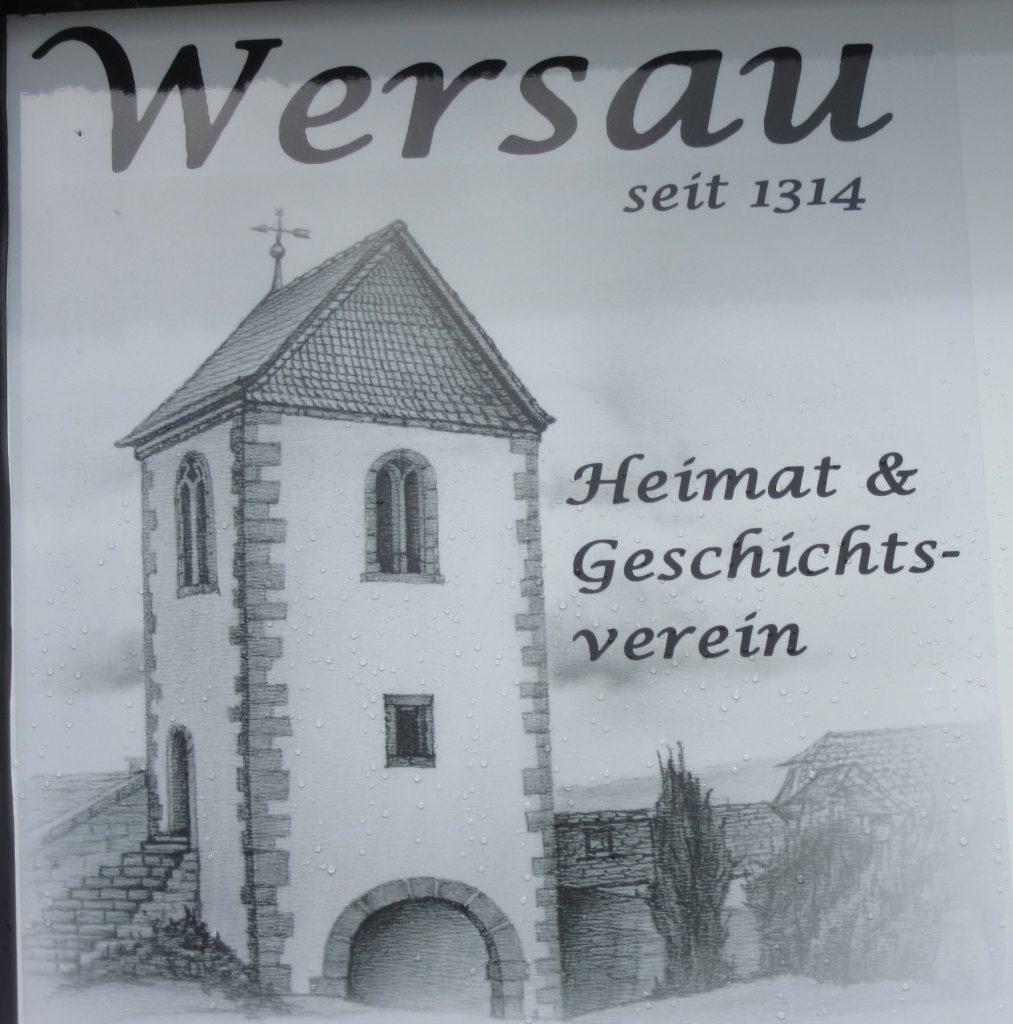 Heimat- und Geschichtsverein Wersau